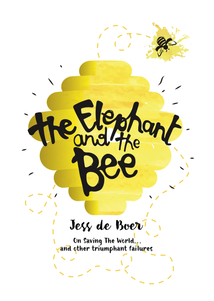 The Elephant and the Bee: Reading and Q&A