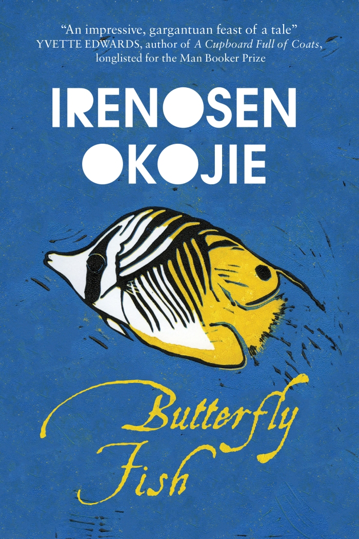Fron Cover Butterfly Fish B-format