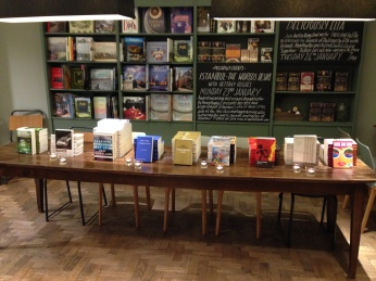 Republic of Consciousness Prize long-listed books