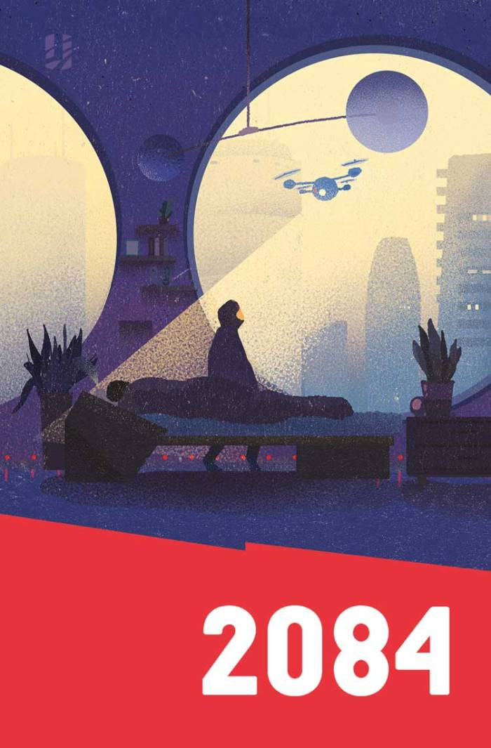 2084: Science Fiction Anthology from Unsung Stories