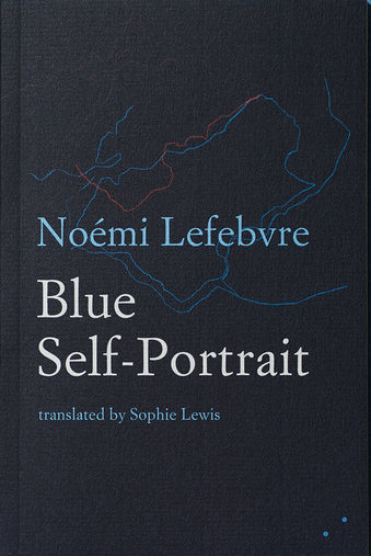 Blue Self-Portrait