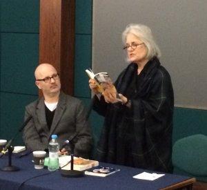Diane Williams reading from Fine, Fine, Fine, Fine, Fine